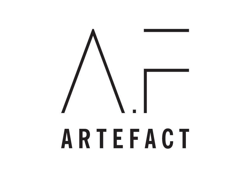A.F logo _ black