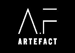 A.F logo _ white